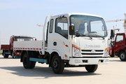 唐骏欧铃 T1系列 95马力 4X2 3.37米排半栏板轻卡(ZB1040KPD6V)
