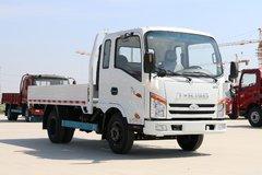 唐骏欧铃 T1系列 95马力 4X2 3.37米排半栏板轻卡(ZB1040KPD6V) 卡车图片