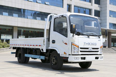 唐骏欧铃 T1系列 95马力 4X2 4.15米单排栏板轻卡(ZB1040KDD6V) 卡车图片