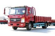 唐骏欧铃 T7系列 170马力 6.2米排半栏板轻卡(ZB1180UPG3V)
