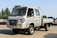 唐骏欧铃 赛菱A6 1.2L 88马力 汽油 2.6米双排栏板微卡(后单胎)(ZB1030ASC3V) 卡车图片