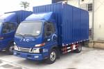 江淮 骏铃V5 120马力 4.18米单排厢式轻卡(HFC5043XXYP91K1C2V)图片