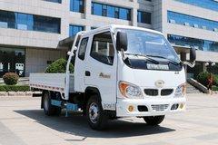 唐骏欧铃 小宝马 68马力 4X2 3.1米排半栏板微卡(ZB1041BPC3V) 卡车图片