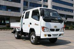 唐骏欧铃 小宝马 68马力 4X2 2.515米双排自卸车(ZB3040BSC3V) 卡车图片