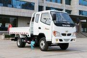 唐骏欧铃 小宝马 68马力 3.02米排半自卸车(ZB3040BPC3V)
