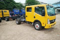 东风 凯普特K6-N 140马力 3.2米双排栏板轻卡底盘(EQ1041D5BDF) 卡车图片