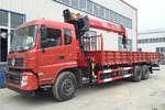 东风 240马力 6X4 随车吊(东风商用车)(EQ5250JSQGZ5D)