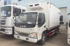 江淮 康铃K1 87马力 4X2 冷藏车(湖北程力-程力威牌)(CLW5031XLCJ5)