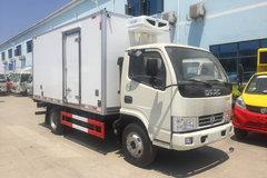 东风 多利卡 102马力 4X2 冷藏车(湖北程力-程力威牌)(CLW5040XLC5)