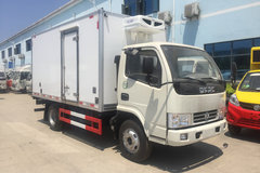 东风 多利卡 130马力 4X2 冷藏车(程力威牌)(CLW5080XLC5)