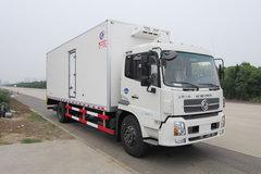 东风商用车 天锦  210马力 4X2 冷藏车(湖北程力)(DFH5160XLCBX1DV)