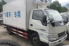 江铃 顺达 116马力 4X2 冷藏车(程力威牌)(CLW5041XLCJ5)