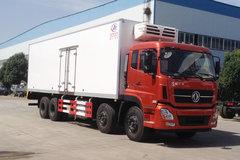 东风商用车 天龙 360马力 8X4 冷藏车(湖北程力-程力威牌)(DFH5311XLCAX1V)