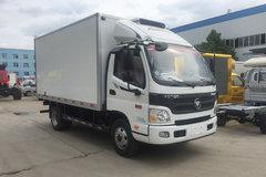 福田欧马可3系 130马力 4X2 冷藏车(湖北程力-程力威牌)(BJ5099XLC-A1)