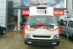 江铃 凯运升级版 宽体 116马力 4米单排冷藏车(JMT5042XLCXG2)