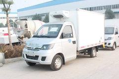 开瑞绿卡 82马力 4X2 冷藏车(湖北程力)(CLW5020XLCQ5)
