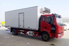 一汽解放 J6L 220马力 4X2 冷藏车(湖北程力-程力威牌)(CA5160XLCP62K1L4A1E5)
