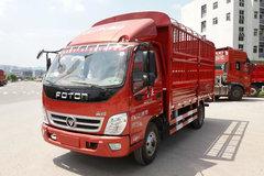 福田 奥铃TX 价值版 95马力 4.2米单排仓栅式轻卡(BJ5039CCY-BB) 卡车图片