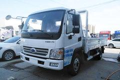 开瑞 绿卡C 116马力 4.2米单排栏板轻卡(中体)(SQR1044H16D) 卡车图片