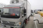 开瑞 绿卡C 116马力 4X2 冷藏车(SQR5042XLCH02D)