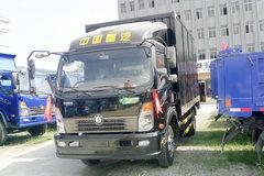 重汽王牌 7系 143马力 4.16米单排厢式轻卡(CDW5040XXYHA2R5)