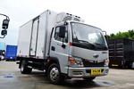 开瑞 绿卡S 129马力 4X2 冷藏车(SQR5042XLCH02D)