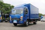 江淮 新帅铃H330 科技版 141马力 4.12米单排厢式轻卡(HFC5043XXYP71K1C2V)