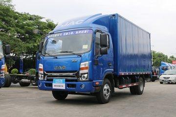 江淮 新帅铃H330 152马力 4.12米单排厢式轻卡(HFC5043XXYP71K5C2V)