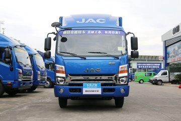 江淮 新帅铃H330 152马力 4.12米单排厢式售货车(HFC5043XSHP71K1C2V)