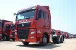 中国重汽 汕德卡SITRAK C7H重卡 440马力 6X4牵引车(3.7)(ZZ4256V324HE1B)