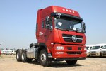 中国重汽 斯太尔D7B重卡 380马力 6X4牵引车(高顶)(ZZ4253N3241E1BN)