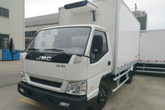 江铃 顺达 宽体 116马力 4米单排冷藏车(JMT5042XLCXG2)