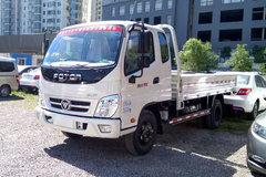 福田 奥铃TX 110马力 3.8米排半栏板轻卡(BJ1049V9JDA-A1) 卡车图片