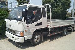 江淮 康铃M1 120马力 3.8米排半栏板轻卡(HFC1045P92K1C2V) 卡车图片