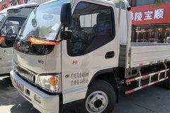 江淮 康铃33宽体 156马力 4.235米单排栏板轻卡(HFC1043P91K2C2V) 卡车图片