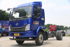 东风柳汽 乘龙L3 160马力 4X2 6.2米排半栏板载货车底盘(LZ1121M3AB) 卡车图片
