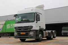 奔驰 Actros重卡 440马力 6X2牵引车(型号2644LS) 卡车图片