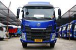 东风柳汽 新乘龙M3中卡 185马力 4X2 8.3米排半厢式载货车底盘(LZ5180XXYM3AB)