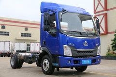 东风柳汽 乘龙L3 160马力 4.2米单排轻卡底盘(LZ1041L3AB) 卡车图片