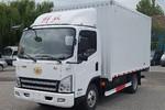 解放 虎V 4.5T 4.21米单排纯电动厢式轻卡(CA5045XXYP40L1BEVA84)74.5kWh