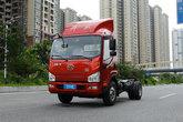 解放 J6F 160马力 4.21米单排载货车底盘(CA5044CCYP40K2L1E5A84)