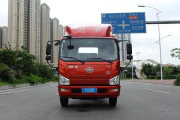 解放 J6F 120马力 4X2 4.21米邮政车(CA5065XYZP40K2L1E5A84)