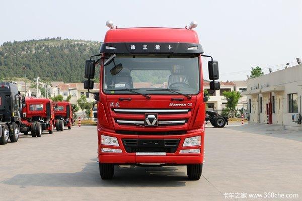 徐工 漢風(汉风)G5 375马力 6X4牵引车