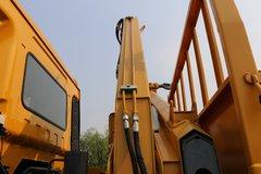 徐工 �h风G5 160马力 4X2 随吊车(NXG1180D5NAX) 卡车图片