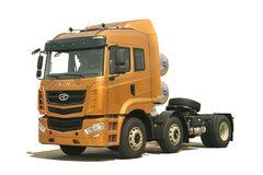 华菱 汉马H6重卡 标载版 350马力 6X2 LNG牵引车(HN4250NGX35C2M5) 卡车图片