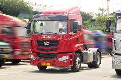 华菱 汉马H6重卡 标载版 345马力 4X2牵引车(HN4180H33C6M5) 卡车图片