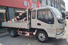 江淮 康铃K1 102马力 3.4米排半栏板轻卡(HFC1040P93K2B4V) 卡车图片