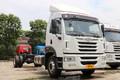 青岛解放 龙VH中卡 220马力 4X2 9.65米厢式载货车底盘(CA5189XXYPK2L7E5A80)