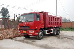 华菱重卡 336马力 6X4 5.6米自卸车(平顶卧铺)(HN3250P34C9M3) 卡车图片