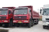 红岩 新大康重卡 290马力 8X4 8.5米自卸车(CQ3304TMG366)